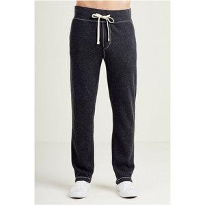 True Religion Men's Big T Basic Sweatpants